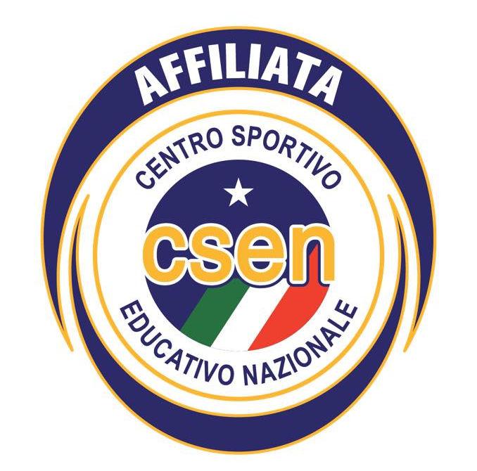 Logo affiliata CSEN