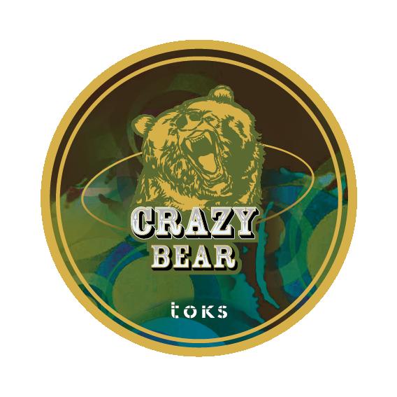 Crazy Bear Magnete